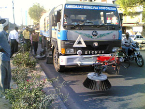 An Overview of Sweeping in India