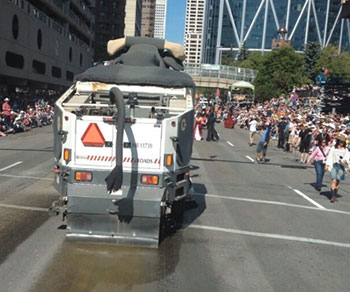 Funny Business Calgary Sweeper Critters