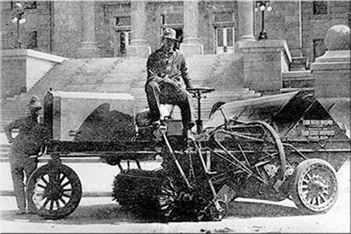 Elgin Sweeper Celebrates 100 Years