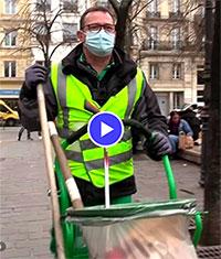 Paris Sweeper Video Pic